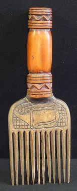 Ivory Comb Cameroon02