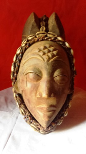Wood Punu Mask4